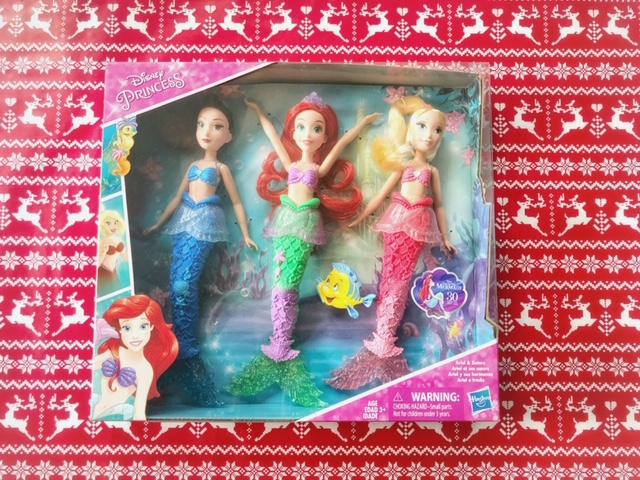 Disney Little Mermaid dolls