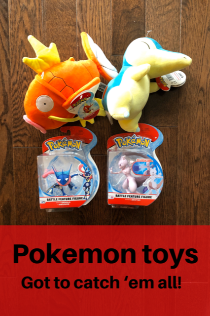 Pokemon Toys for all! #Pokemon #toyguide