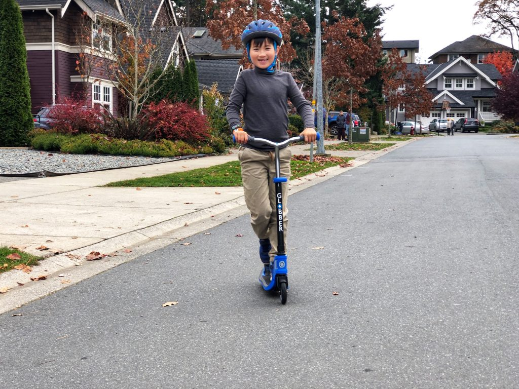 Globber Scooter for kids and teens