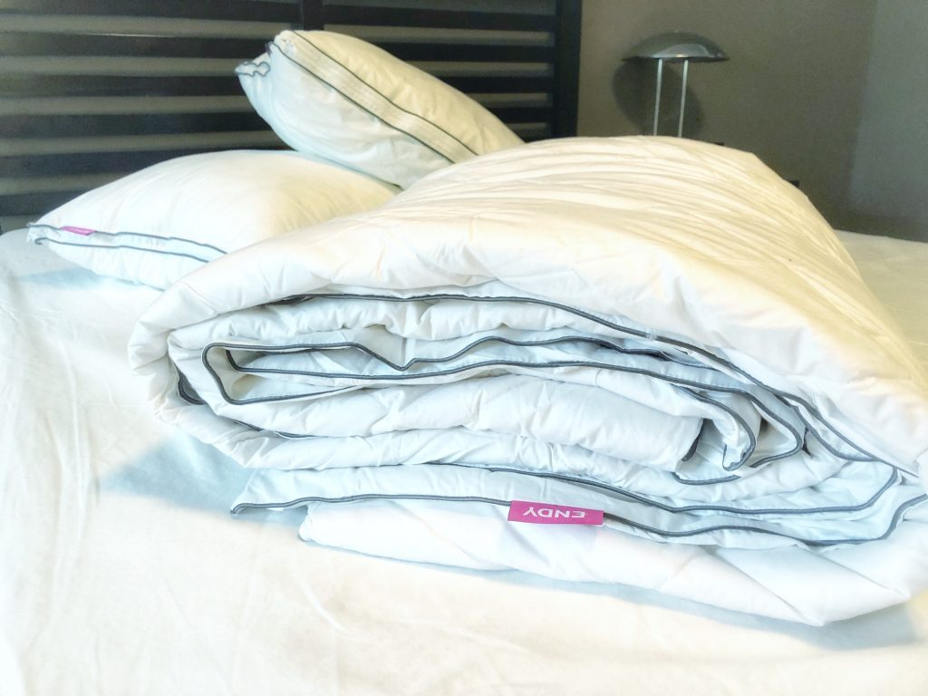 All about the Endy Duvet