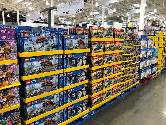 LEGO at Costco