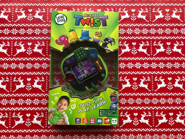 LeapFrog RockIt Twist review