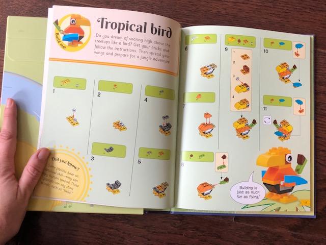 DK Lego book