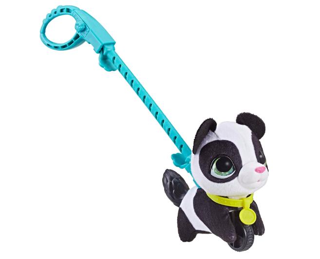 furREAL Walkalots lil wags panda