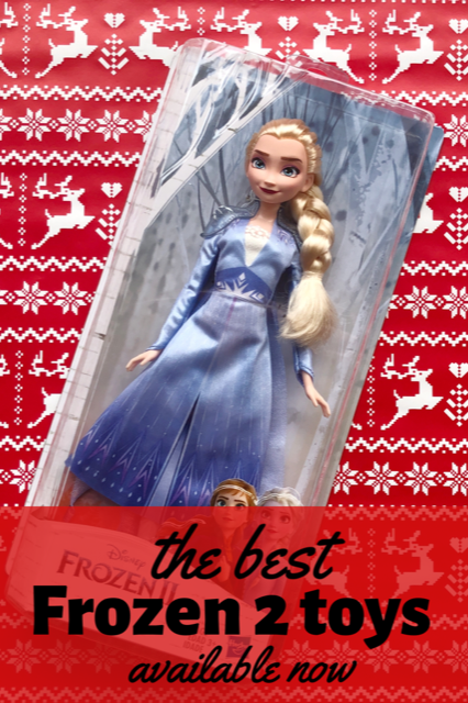 The best Frozen 2 Toys available now #Frozen2