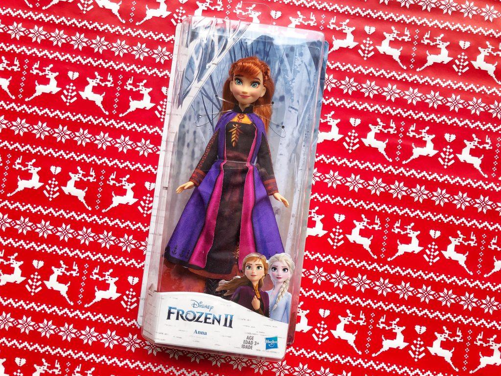 Frozen 2 Anna doll