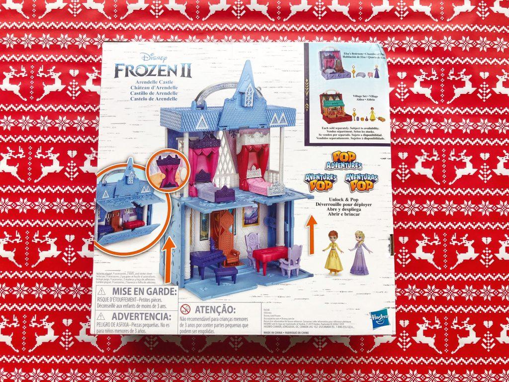 Arendelle Castle Frozen 2