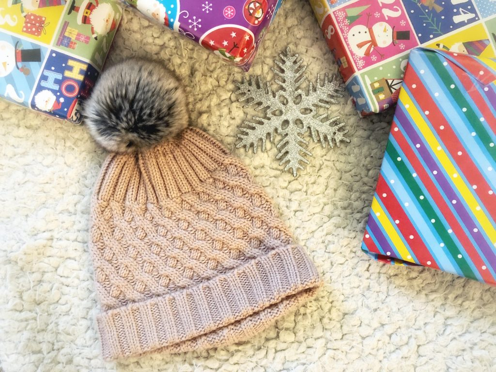 Cold weather accessories from Indigo