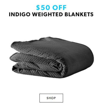 Indigo Weighted Blankets