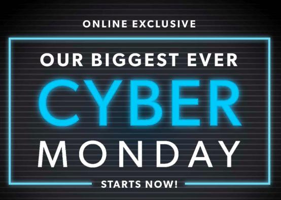Cyber Monday Indigo