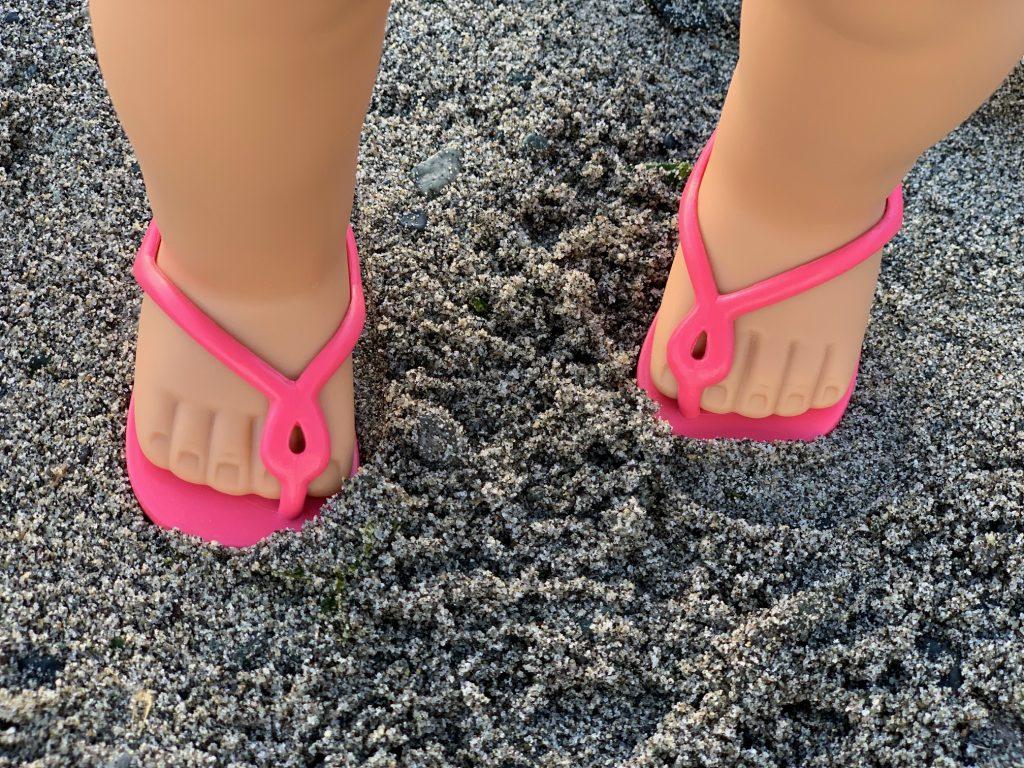 Joss Kendrick sandals