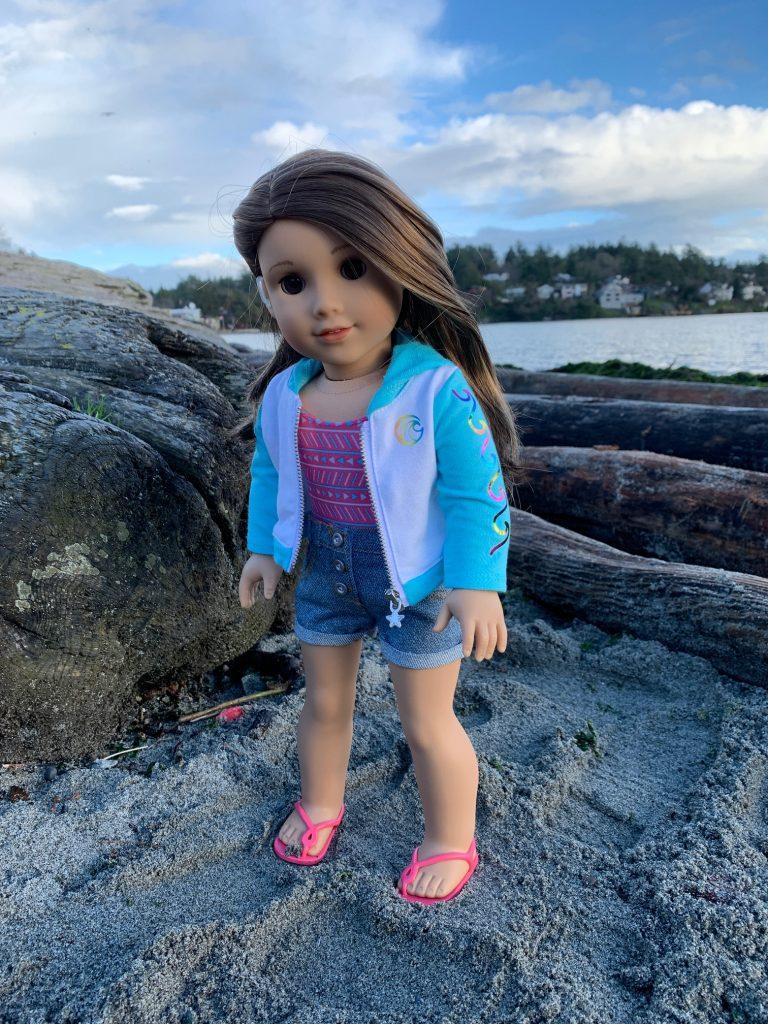 American Girl Doll Joss Kendrick