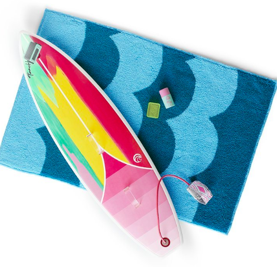 Joss Surfboard set