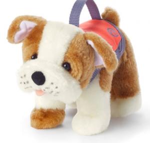 Joss's puppy Murph