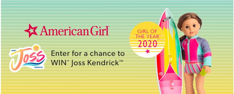 Joss American Girl Giveaway