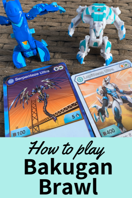 How to play Bakugan Brawl