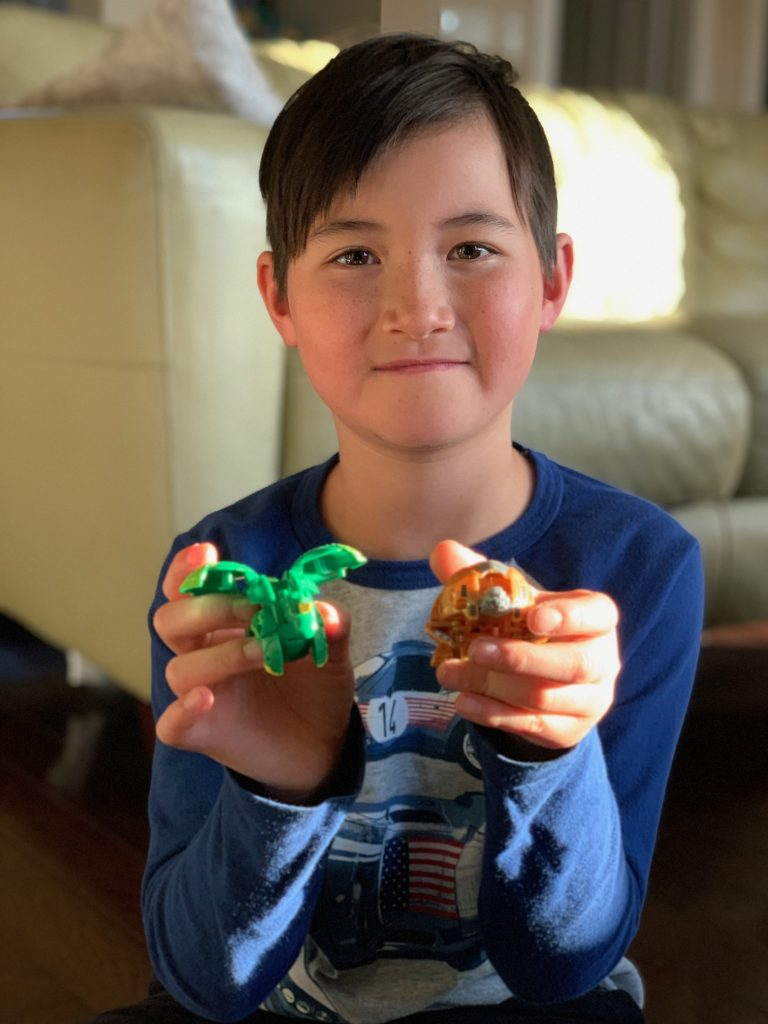 Fun Bakugan toys