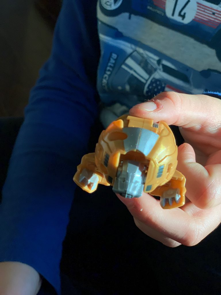 Bakugan toy