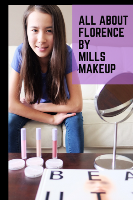 Florence by Mills makeup is free of Parabens, Phlalates, and Sulphates. These products are designed for all skin types and a must-have!