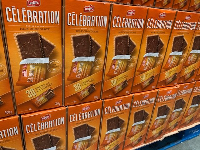 Celebration Cookies at Costco