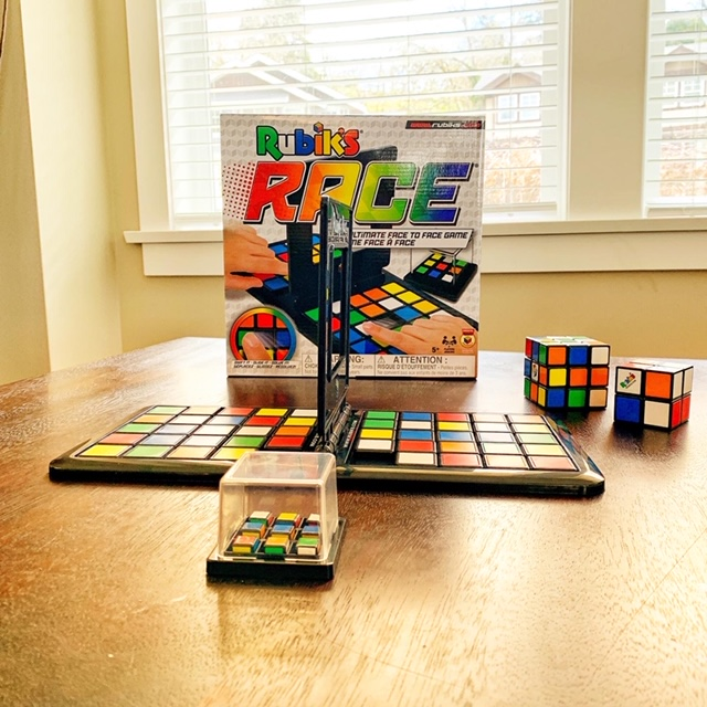 Rubik's Cube toys and games