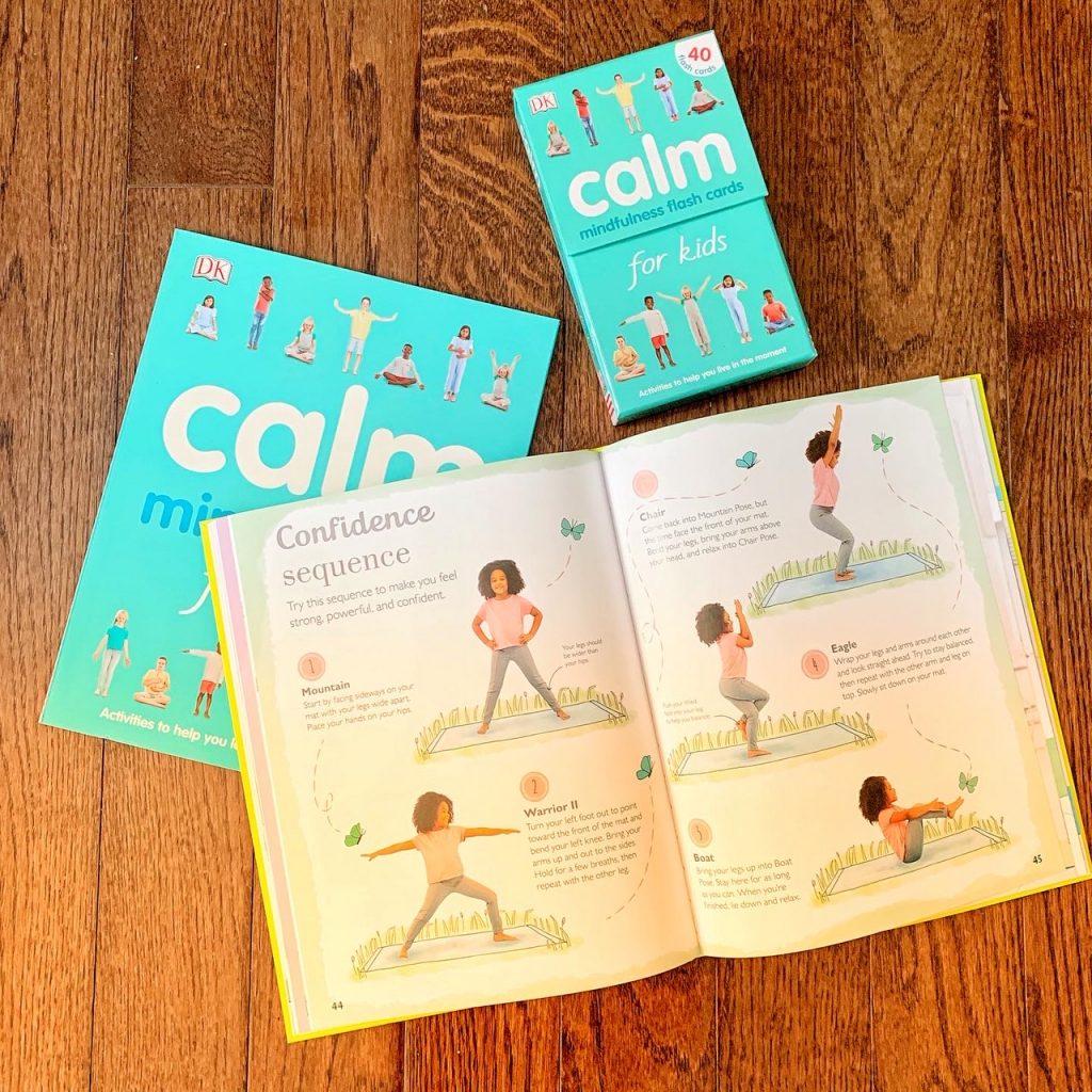 Yoga for Kids DK books