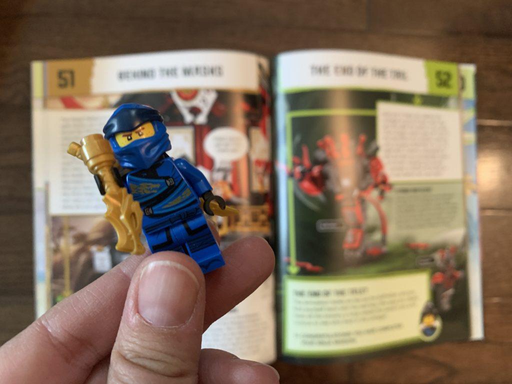 DK Books Ninjago
