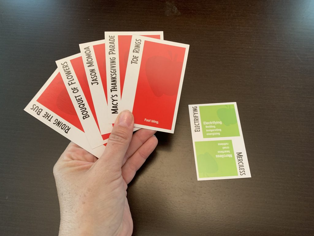 Play Apples to Apples