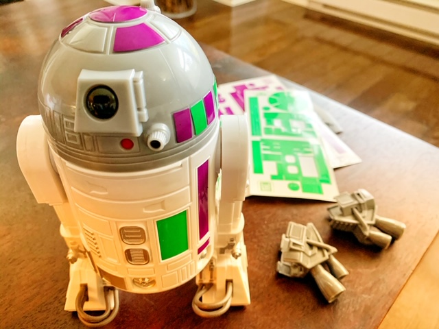 R2 Custom Star Wars