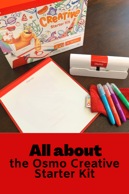 All about the Osmo Creative Starter Kit