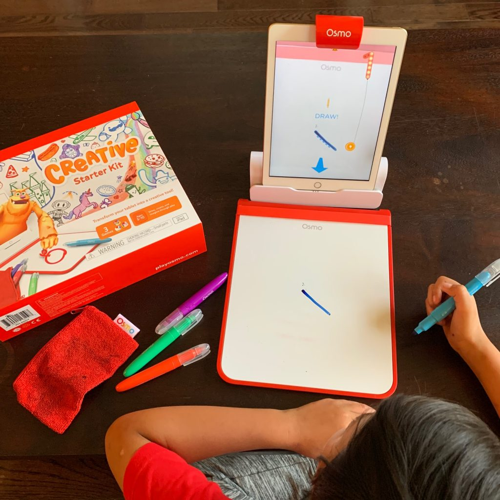 Osmo Newton game