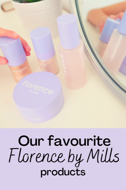 Our favourite Florence by Mills products