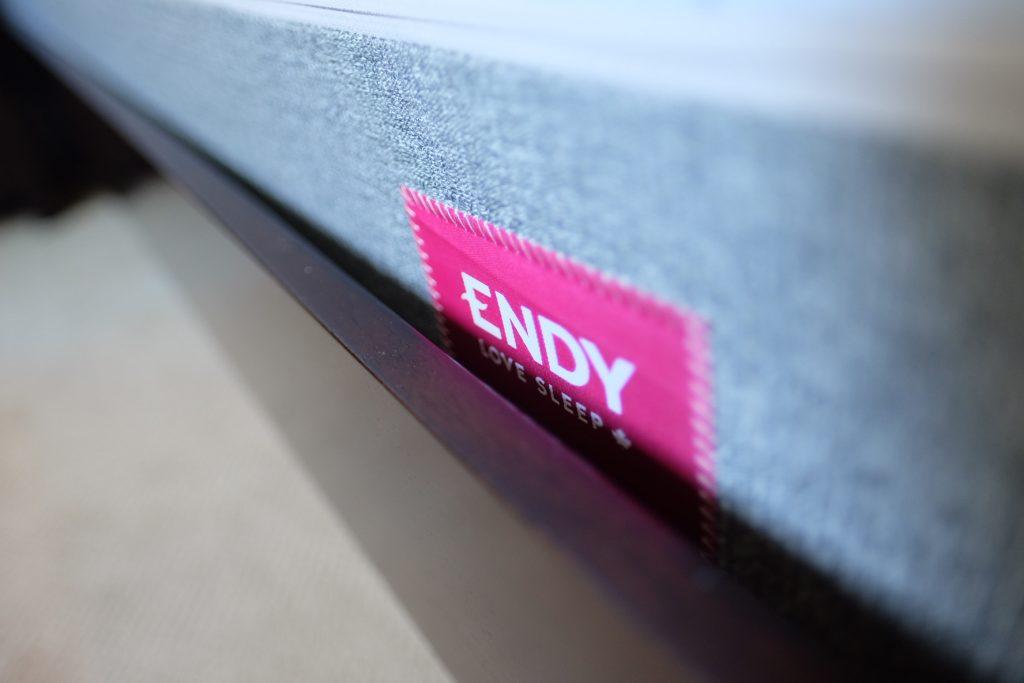 Endy Mattress logo
