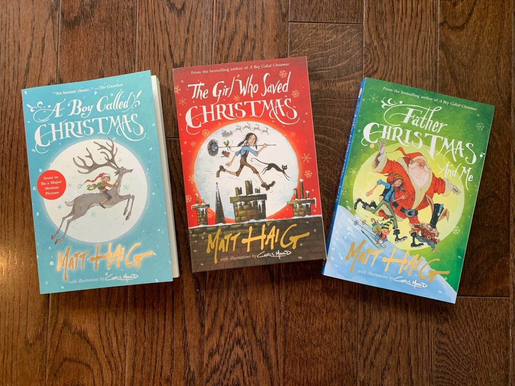 Matt Haig Christmas Books
