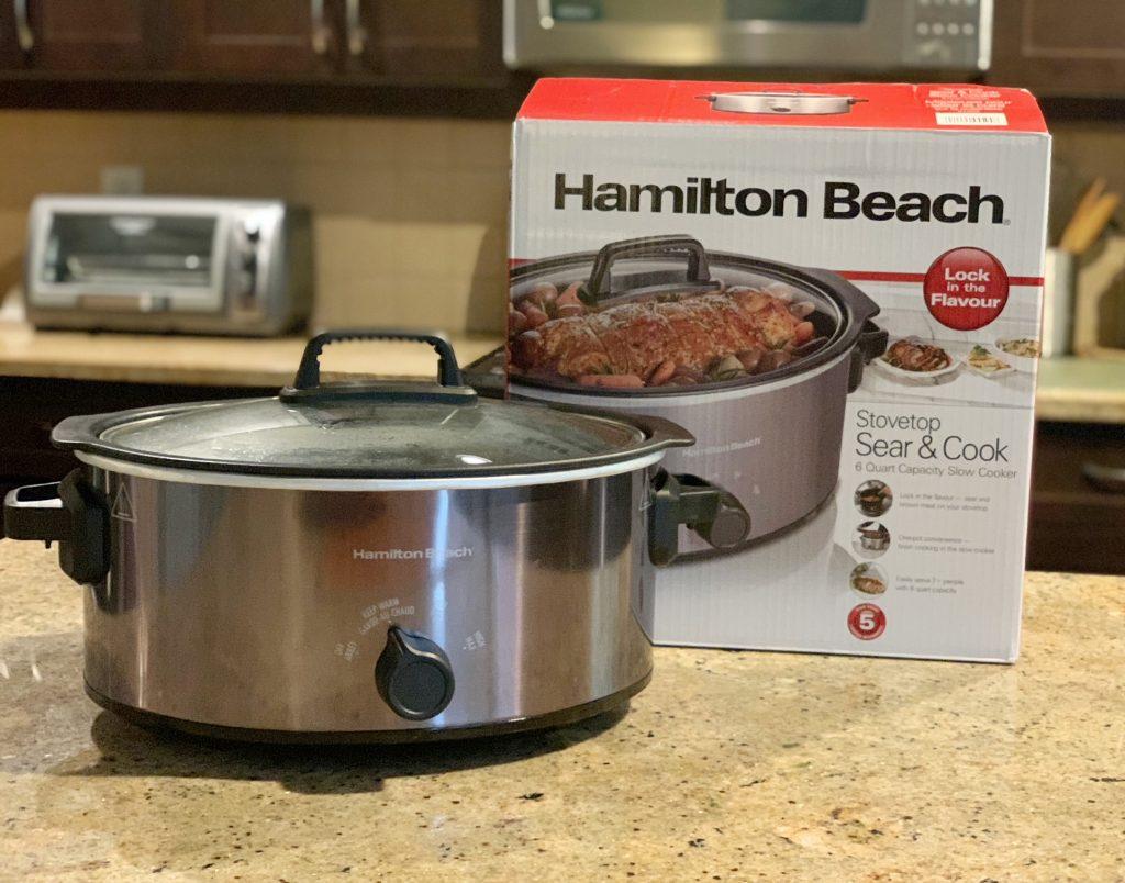Hamilton Beach Stovetop Sear and Cook