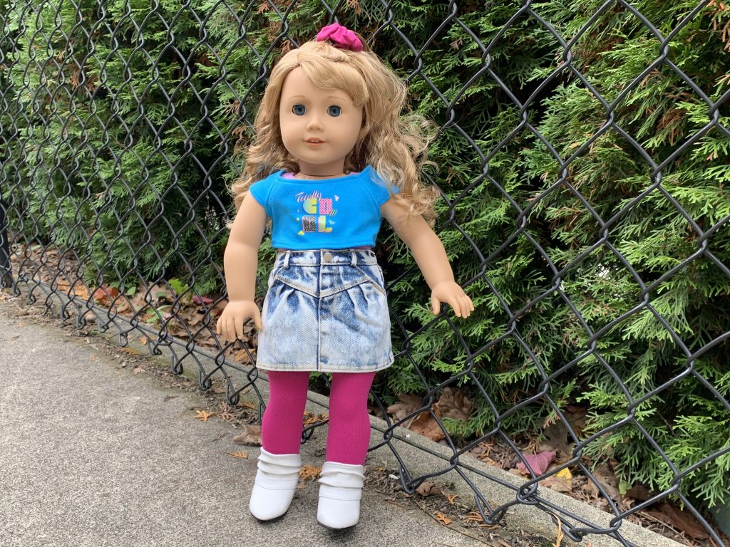 Courtney Moore American Girl Doll