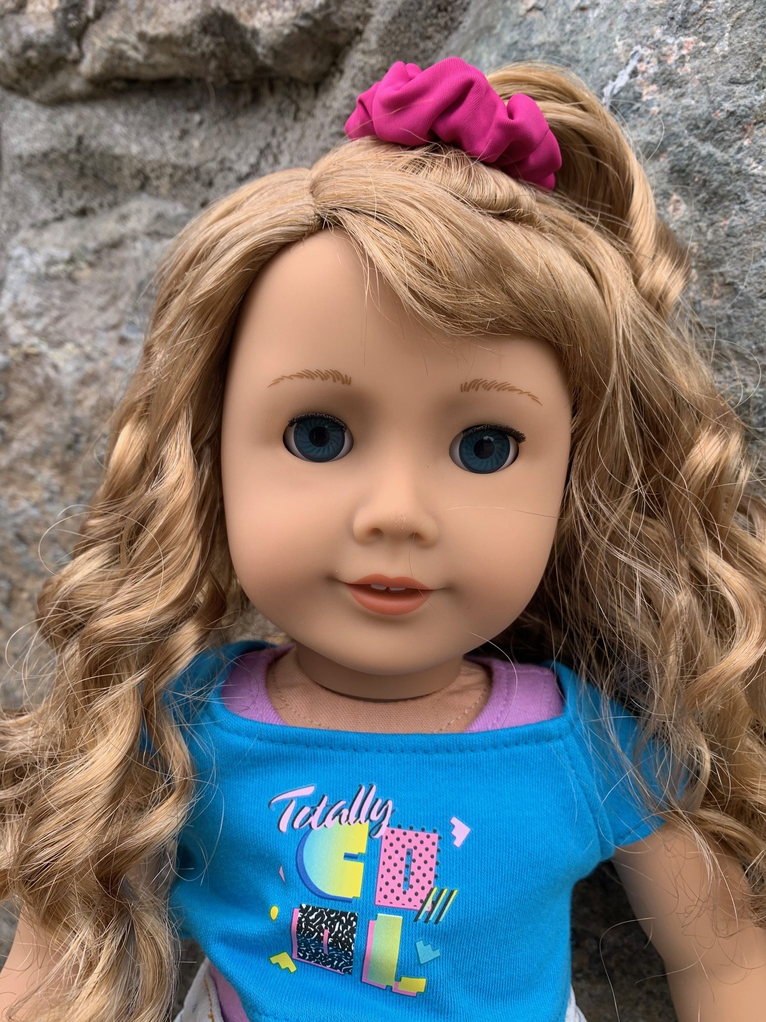 Courtney Moore doll
