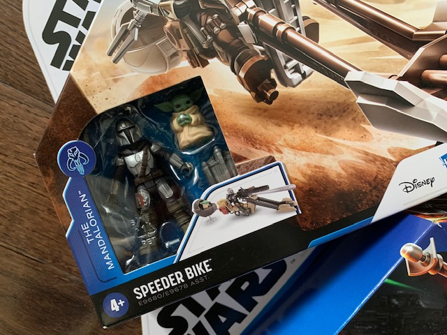 Star Wars The Mandalorian Toy