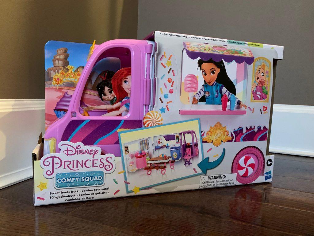 Disney Princess Sweet Treats truck