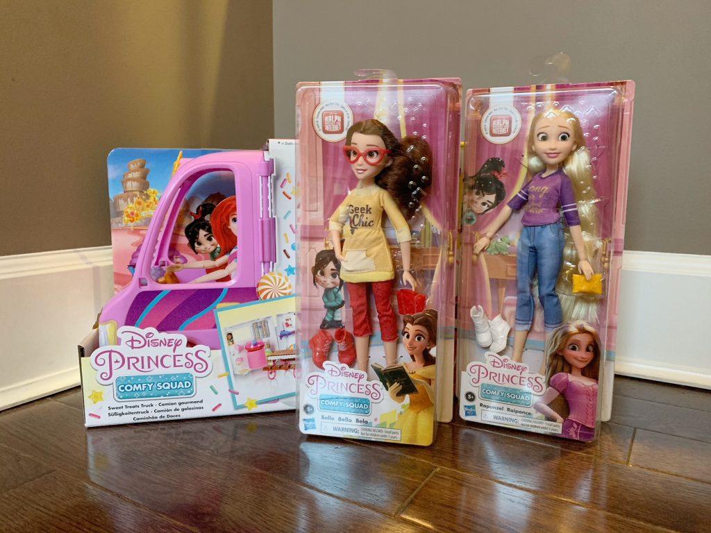 Comfy Squad Disney Princess