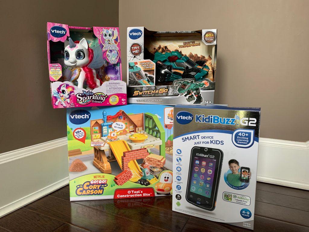 New Vtech Toys