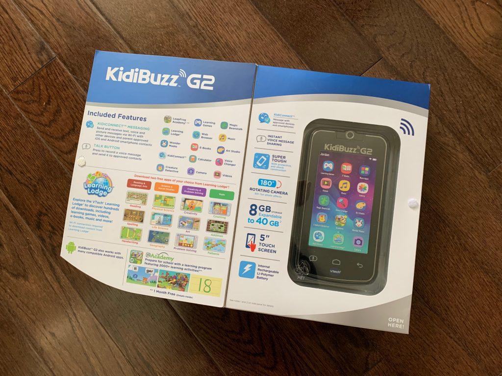 Vtech KidiBuzz G2 phone