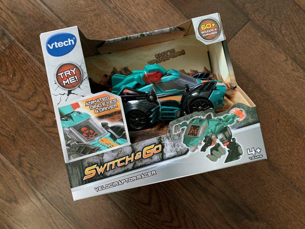 Vtech Switch and Go Dinosaur