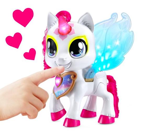Myla's Sparkling Friend Unicorn