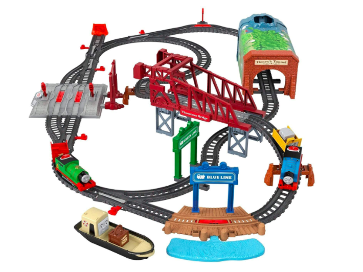 Thomas & Friends Talking Train Set