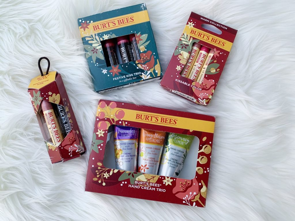 Burt's Bees Holiday Gifts
