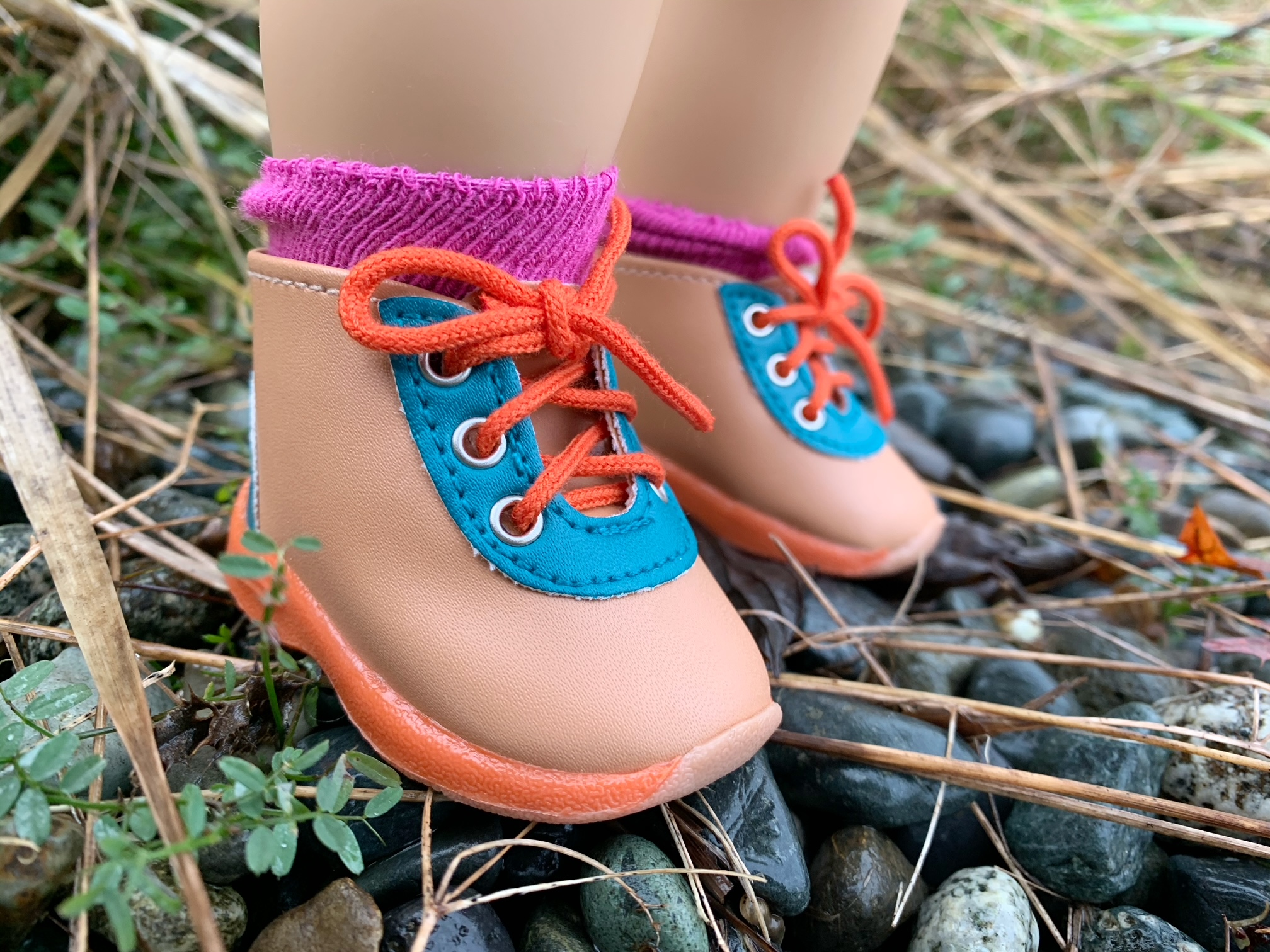 American Girl Kira boots
