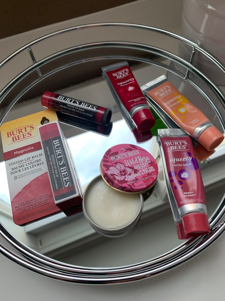 Burt's Bees Lip Products