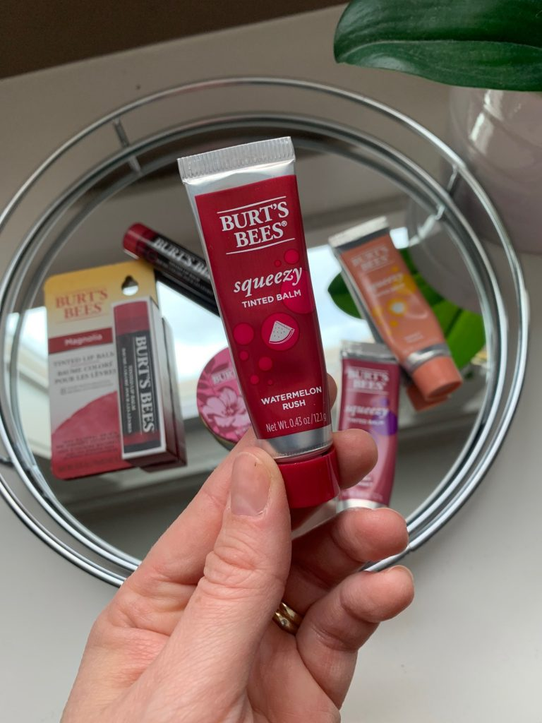Burt's Bees Squeezy Tinted Balm