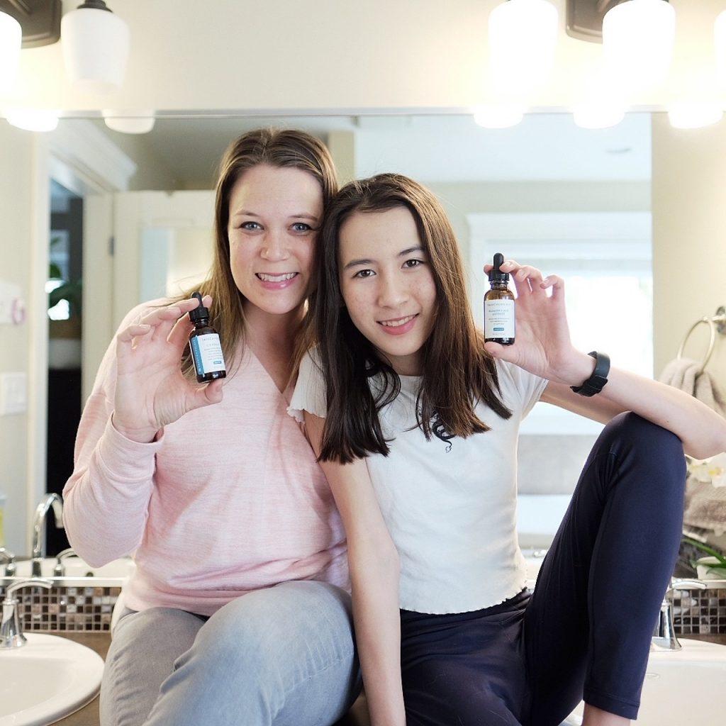 Mother Daughter Wonder Skincare Canada